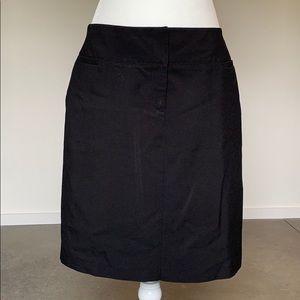David Warren New York Pencil Cut Skirt